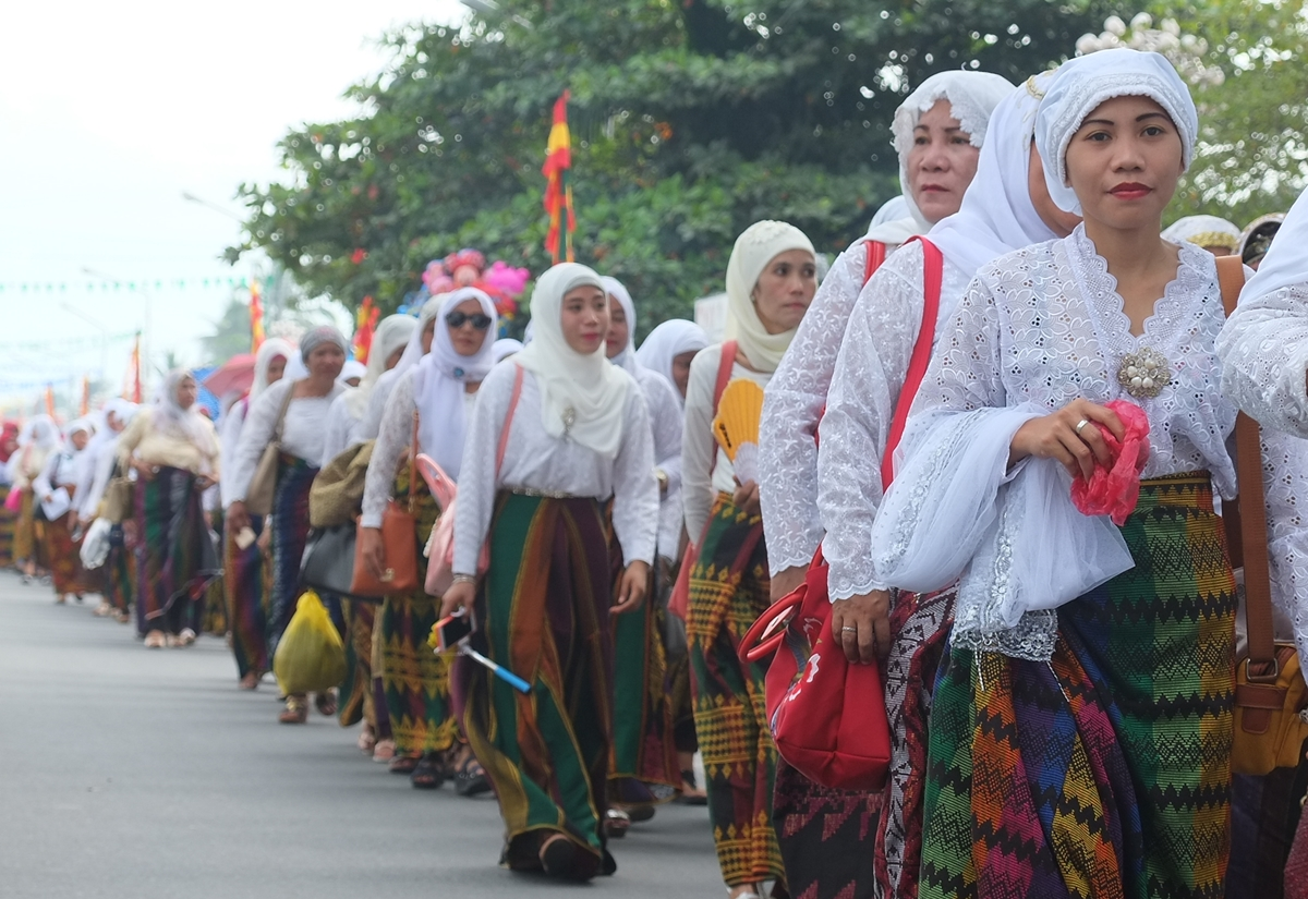 Inaul Festival Opening Parade