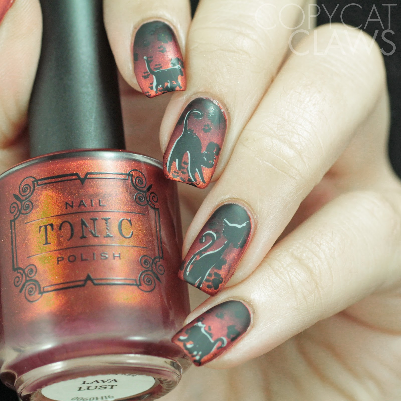Copycat Claws: 26 Great Nail Art Ideas - Friday The 13th