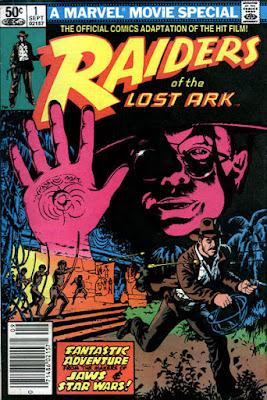 Raiders of the Last Ark #1, Marvel Comics