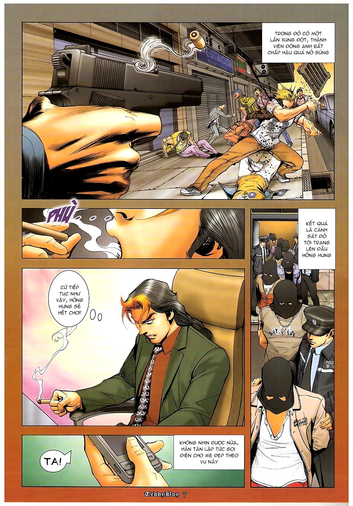 Người Trong Giang Hồ - Chapter 1263: Mua mạng Ngũ Hổ - Pic 5