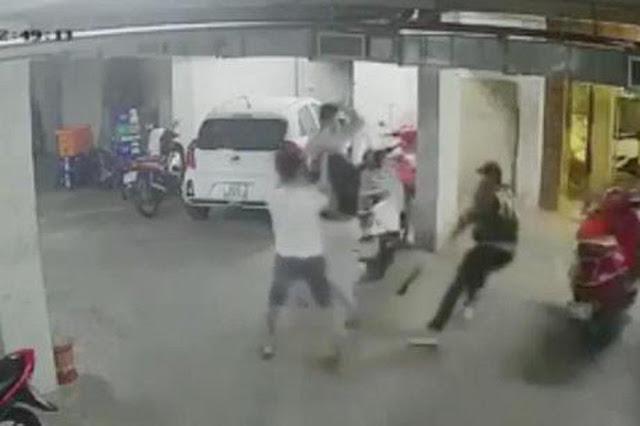 Đại ca giang hồ Quân 'xa lộ' bị nhóm người truy sát, chém tử vong ở Sài Gòn