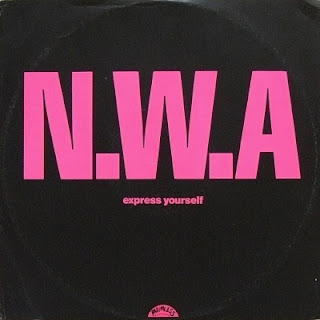 N.W.A. – Express Yourself (EP) (1989) [Vinyl] [FLAC] [24-96]