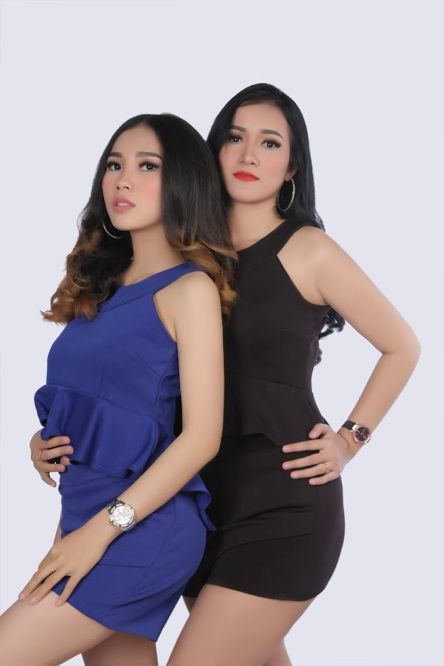 "Duo butterfly ingin raih kesuksesan  dengan hits pertamanya "" Abang Mantul"""