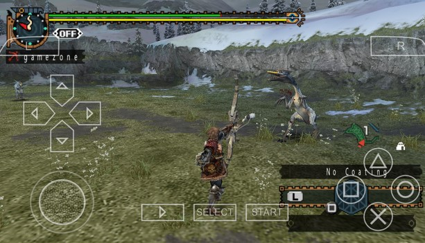 Download Monster Hunter Freedom 2 PSP ISO CSO High Compress