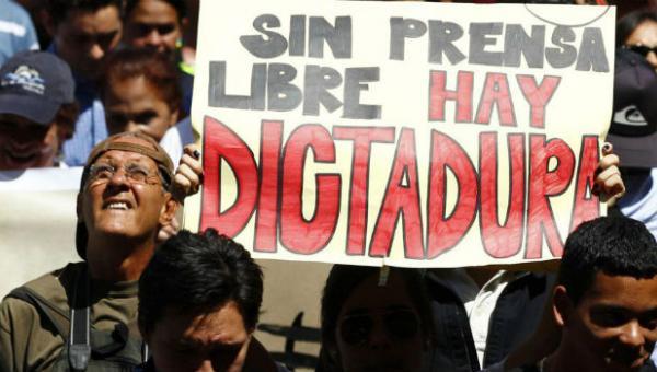 CIDH condena el cierre de 50 medios de comunicación en Venezuela durante 2017 y exige restablecer sus señales