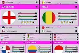 NEW National Team Logos - PES 2017