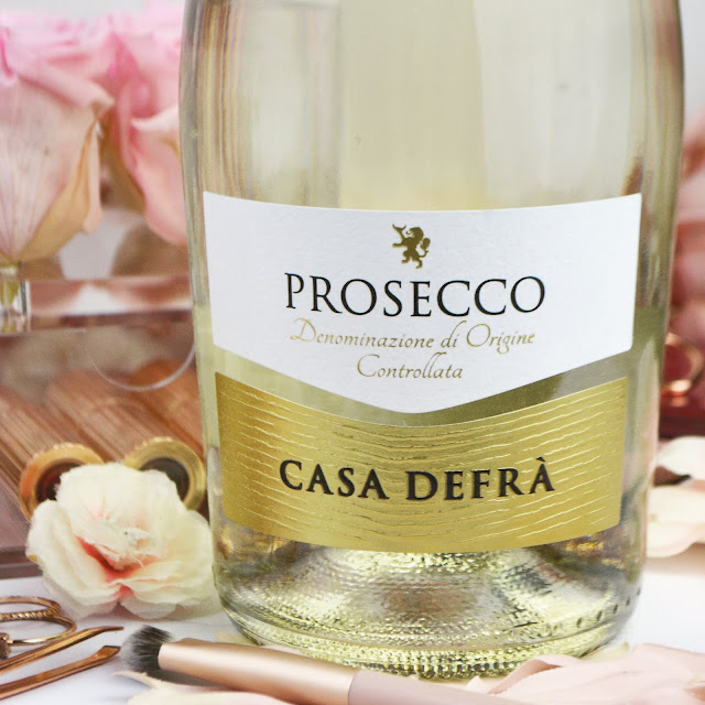Celebrating #Valentines with Sparkling Direct, Prosecco & Belgian Chocolates Valentines Gift Set Review, Lovelaughslipstick Blog