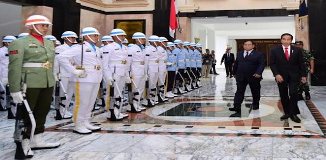 Prabowo Akan Gerakkan Kembali Sistem Paling Fundamental Pada Orde Baru