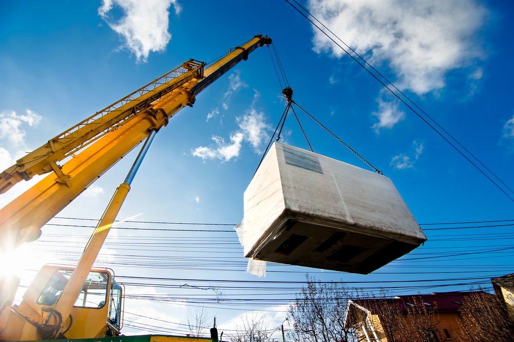 How to Choose a Machinery Moving Company