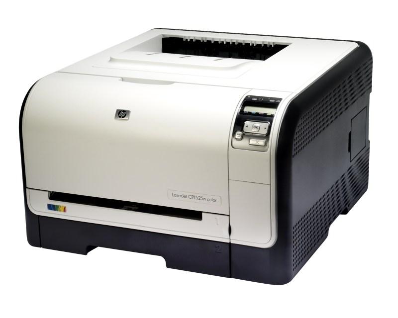 Скачать драйвер laserjet cp1525n color