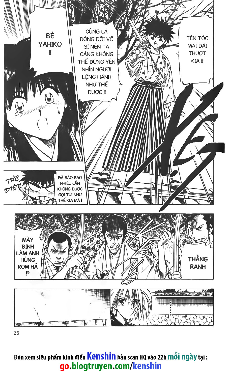 Rurouni Kenshin chap 31 trang 22