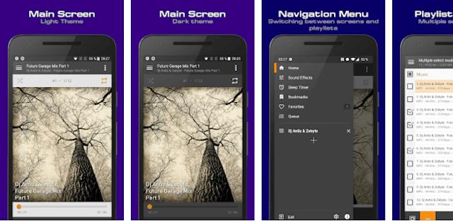Aimp Aplikasi Musik Android Terbaik