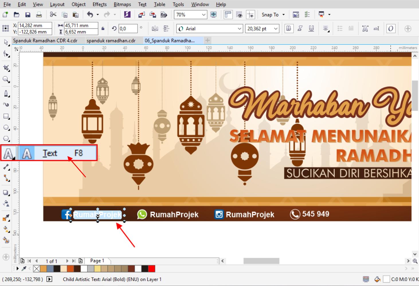 Download Desain Spanduk Ramadhan Corel Draw Gratis ...
