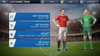 Dream League Soccer Game MOD 16 -- www.majalahandroid.co