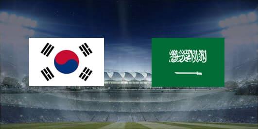 مباراة السعودية وكوريا الجنوبية بتاريخ 26-01-2020 كأس آسيا تحت 23 سنة
