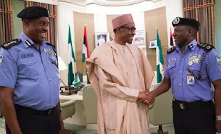 Solomo Arase, President Buhari, Ibrahim Idris