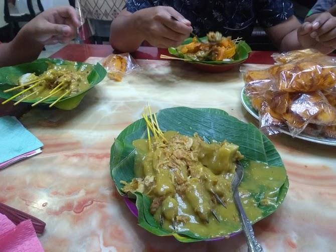 Apa Beda Sate Padang, Makan di Bengkulu dengan Pekanbaru