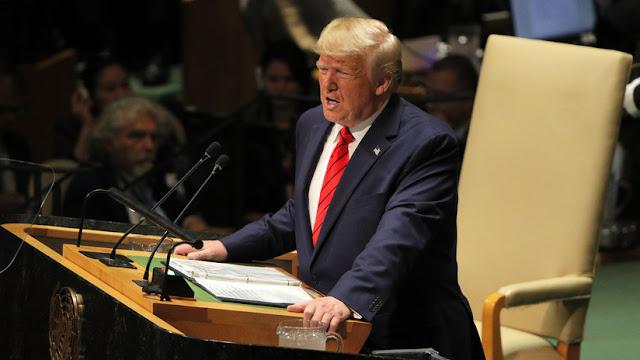 """Trump: La OMC necesita """"cambios drásticos"""" ante las acciones comerciales de China"""