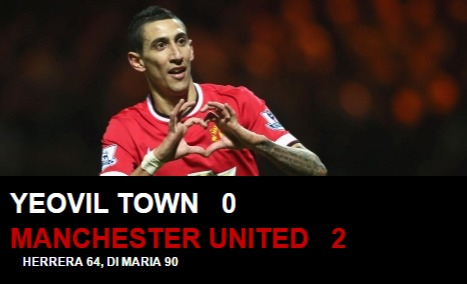 Yeovil vs Manchester United 0-2 All Goals & Highlights FA Cup