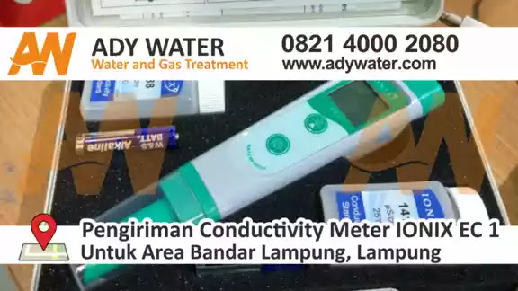 jual conductivity meter, harga conductivity meter