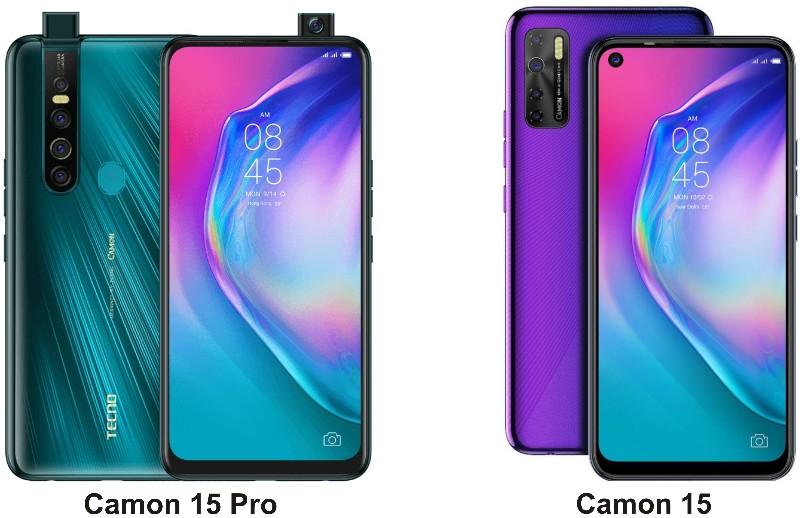 tecno-camon-15-vs-camon-15-pro-price