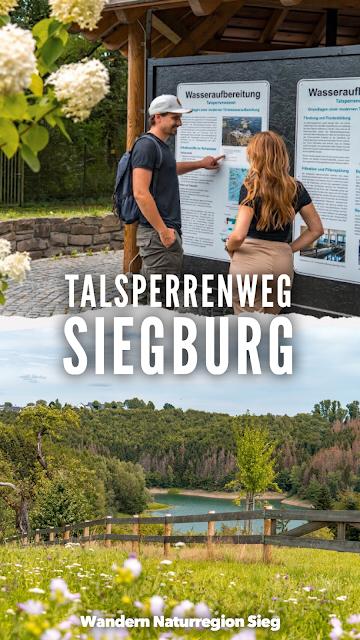 Talsperrenweg Siegburg | Wahnbachtalsperre | Erlebnisweg Sieg | Wandern in der Naturregion-Sieg 20