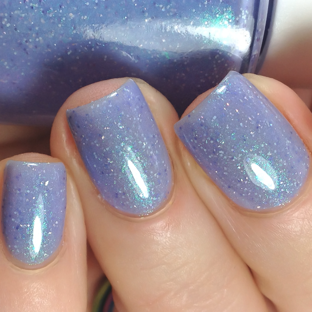Anchor & Heart Lacquer-Pieces of My Heart