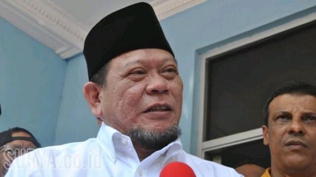 'Makin Sadis', La Nyalla Mattalitti Laporkan Oknum Gerindra ke KPK & Polri, Nasib Prabowo..!!