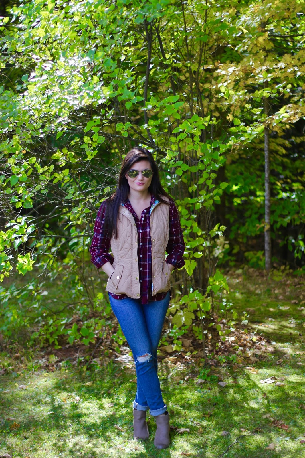The Neapolitan, Vermont, Fall, Fall Outfit
