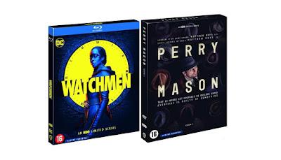 Watchmen Perry Mason DVD CINEBLOGYWOOD
