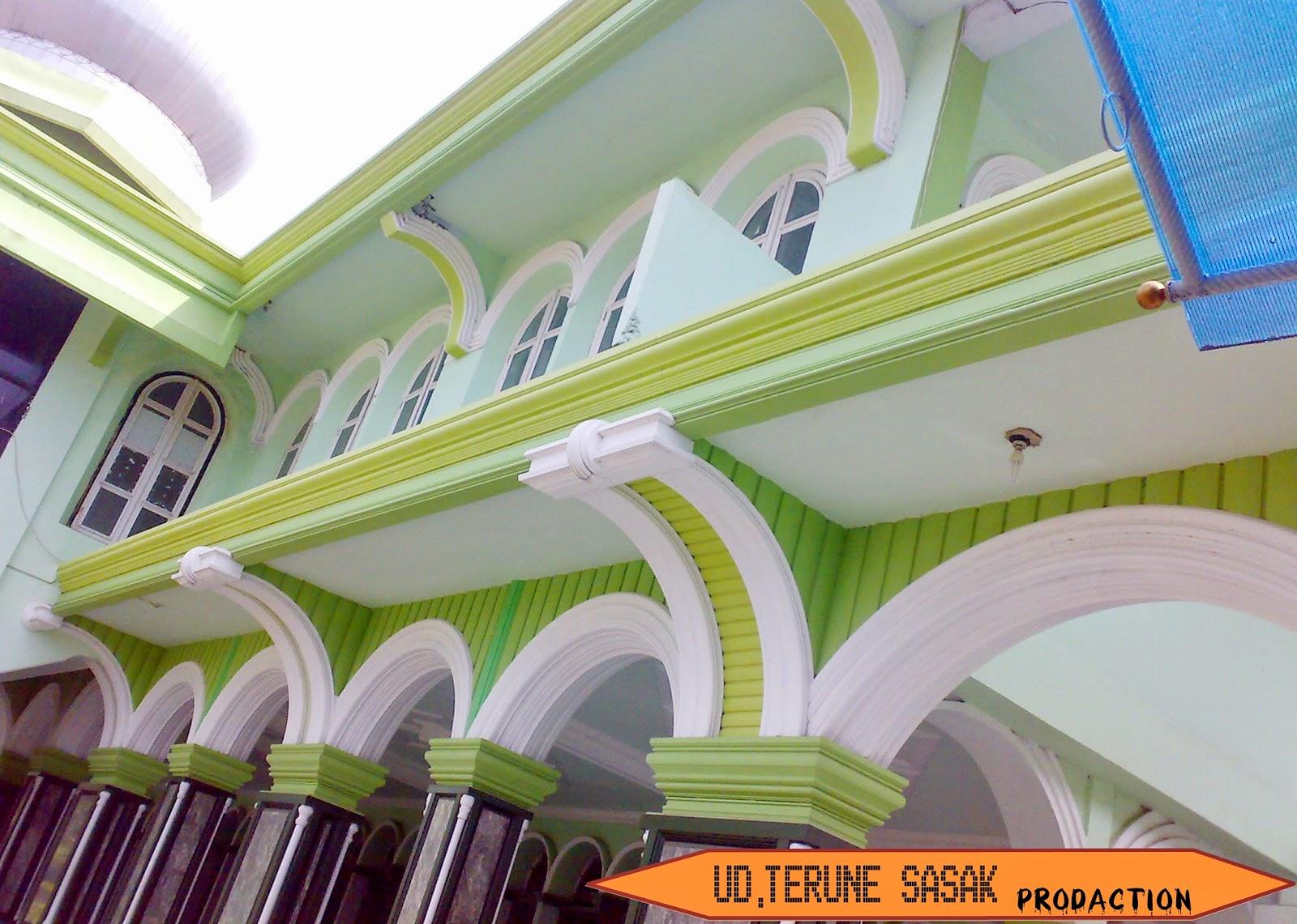 Terune Sasak Contoh Masjid
