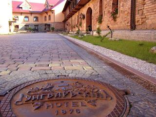 Ungvárszkij Ungvarskiy hotel