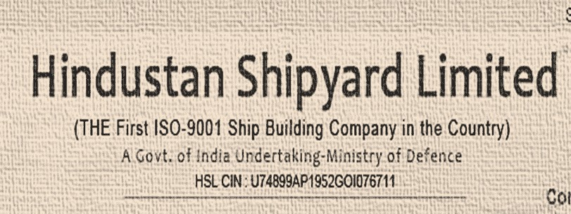 Hindustan Shipyard Recruitment