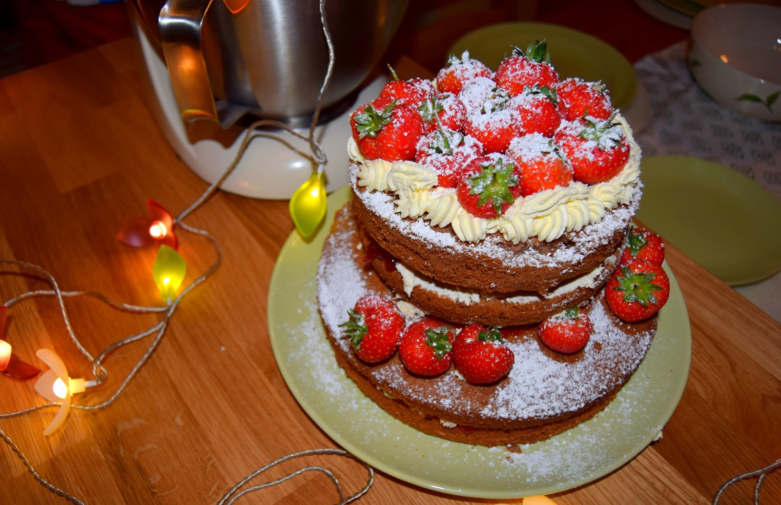 #GBBO Showstopper Challenge Look At My Cake