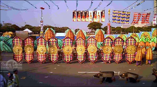 Meguyaya Festival in Aliwan 2017