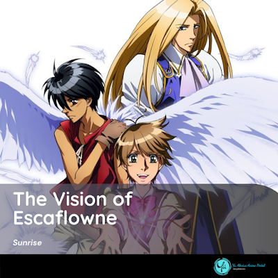 Legend of Tang Similar Anime The Vision of Escaflowne