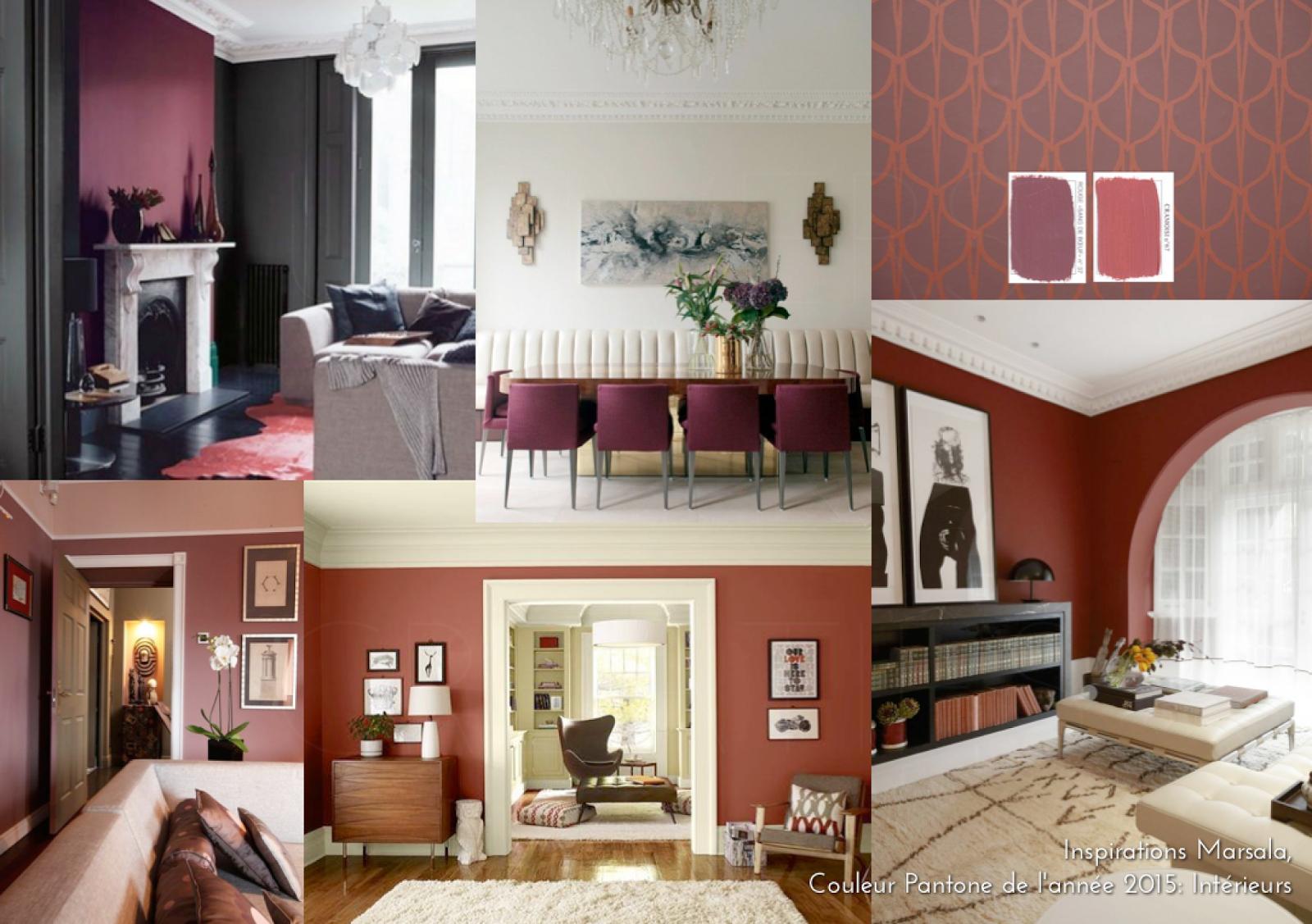tendance papier peint salle a manger beautiful with tendance papier peint salle a manger dco. Black Bedroom Furniture Sets. Home Design Ideas