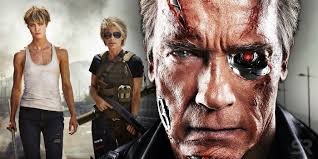 Download Free Terminator: Dark Fate (2019) Hindi Dual Audio 720p HDCAM [1GB]