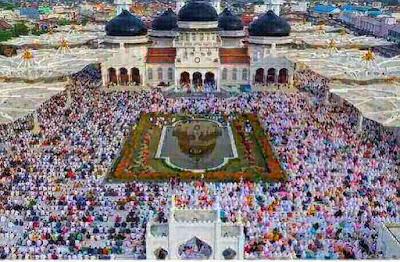 Islam Terpuruk Karena Kesalah Pahaman Terhadap Konsep Islam