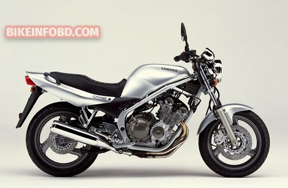 Yamaha XJ600N (1998-2002)