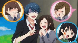 تحميل ومشاهدة جميع حلقات انمي Gekkan Shoujo Nozaki-kun  مترجم HD عدة روابط