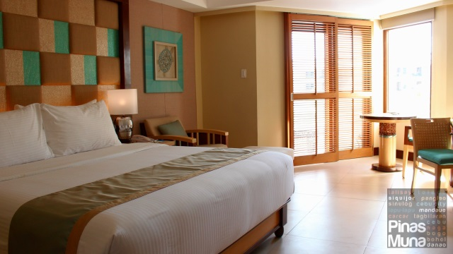 Premier Room at Henann Resort Alona Beach Bohol