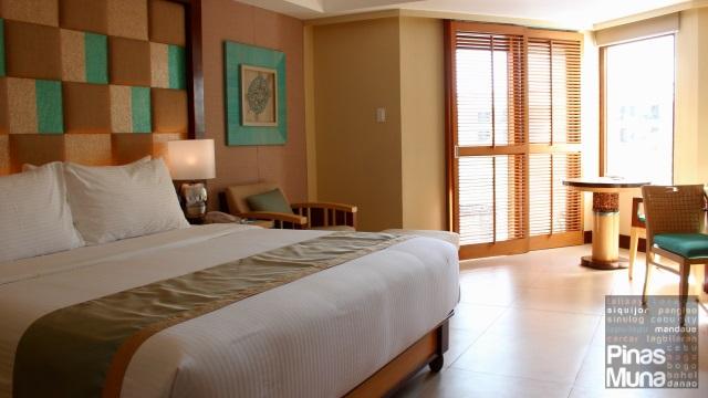 Premier Room at Henann Resort Alona Beach Bohol
