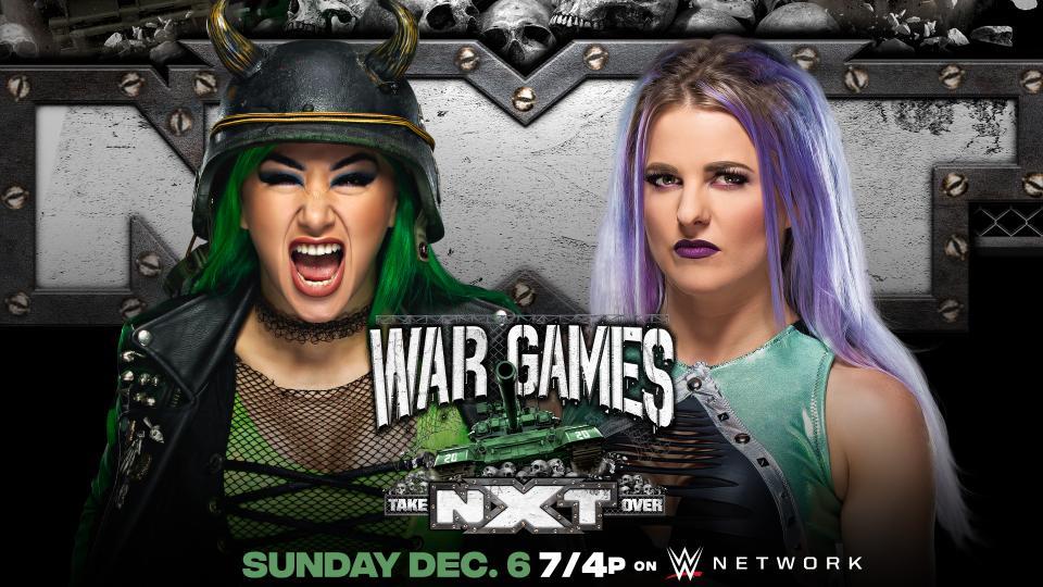 "Possíveis grandes ""spoilers"" para a WarGames Match feminina no WWE NXT"