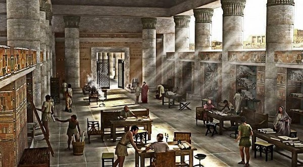 Las bibliotecas más importantes de la historia