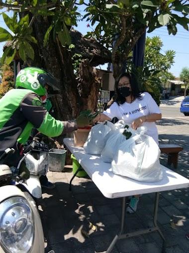 Perkumpulan Komunitas Hipnotis Indonesia (PKHI) Bali Peduli Pandemi COVID-19