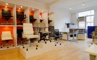 Office Chair Showroom