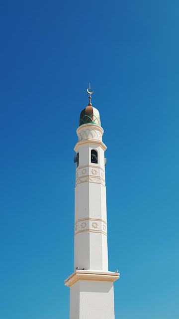 Mosque Mineret photo