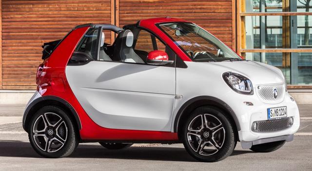 новые автомобили Смарт