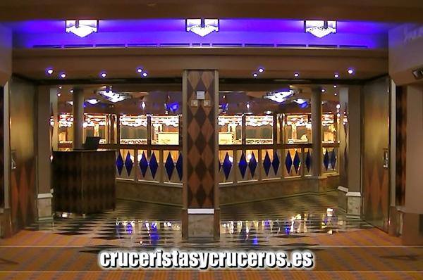 VÍDEOS - Costa Favolosa - Conociendo el Barco 04